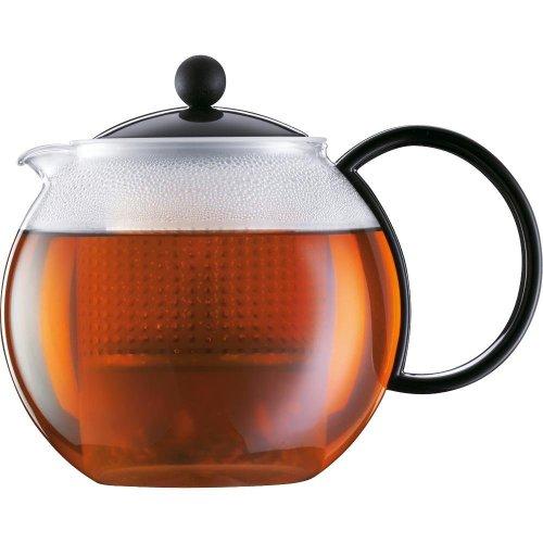 Lowest Prices! Bodum Assam Tea Press, 34-Ounce, Black
