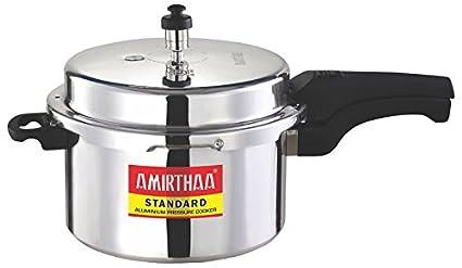 Amirthaa-AM_115-STANDARD-Aluminium-7.5-L-Pressure-Cooker-(Outer-Lid)