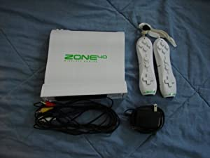 Amazon.com: ZONE 40 Wireless Gaming System: Video Games