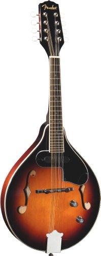 Fender FM-52E Mandolin, Sunburst (Fender Fm52e Mandolin compare prices)