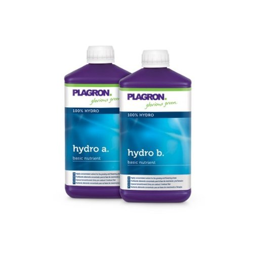 plagron-hydro-a-b-1-litro-1-litro-per-coltivazione-indoor-idroponica-e-aeroponica-crescita-fioritura