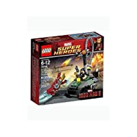LEGO Super Heroes Iron Man vs. The Mandarin Ultimate Showdown (76008) by LEGO Superheroes