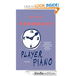 Amazon.com: Player Piano eBook: Kurt Vonnegut: Kindle Store