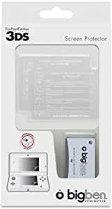 Nintendo 3DS - Screen-Protector (Bildschirm-Schutzfolie)
