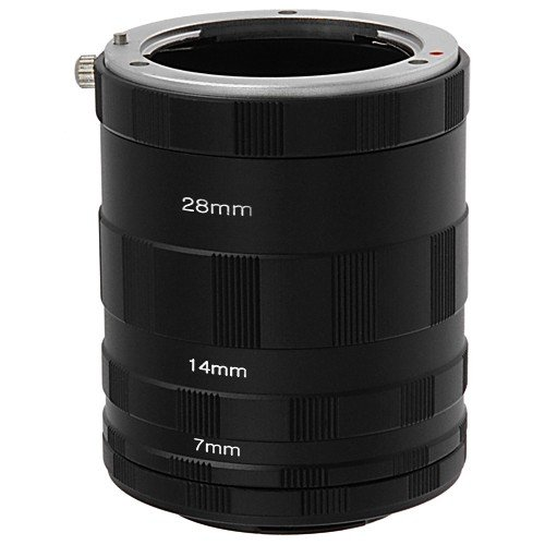 Fotodiox 10-MCR-MFT-Kit Tube d'extension pour Olympus
