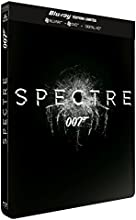 Spectre [Combo Blu-ray + DVD + Digital HD - Édition Limitée boîtier SteelBook]