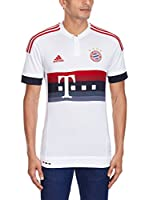 adidas Camiseta de Fútbol (Blanco / Rojo)