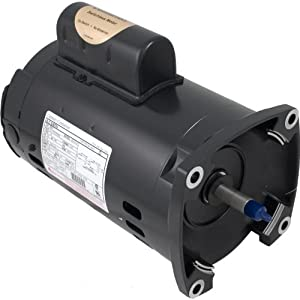 Pentair a100dhl 3 4 hp motor replacement sta for Sta rite pool motor