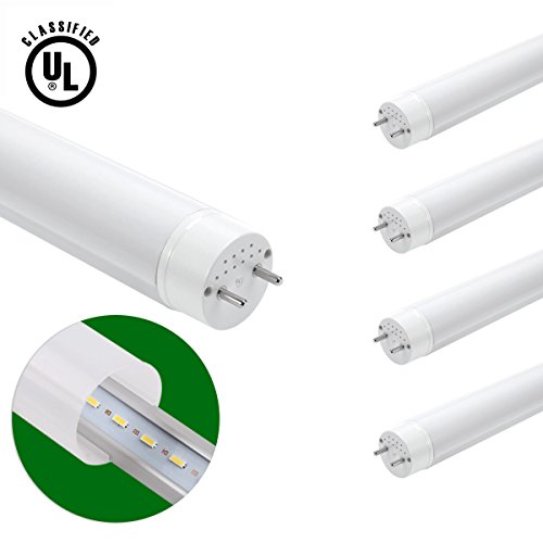 LE® 18W T8 LED Tube, 60W Fluorescent Tube Replacement,