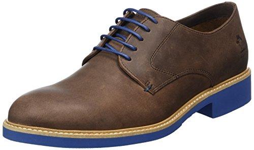 Panama Jack Caddy - Zapatos Derby Hombre, - brun (Brown), 40