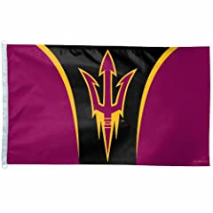 Buy NCAA Arizona State Sun Devils 3-by-5 foot Flag by WinCraft