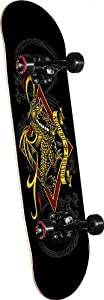Powell Golden Dragon Diamond Dragon 3 Complete Skateboard by Skate One Corp.