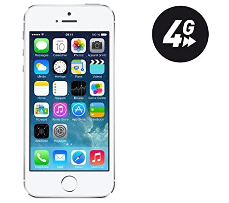 Apple iPhone 5S 16GB LTE Smartphone Compact