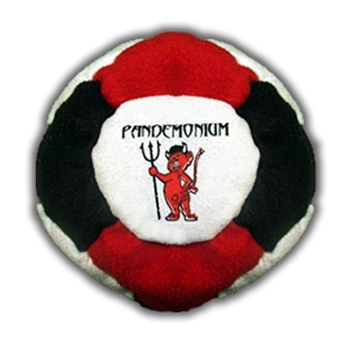 Armageddon Footbag 14 Panels Hacky Sack Pro Bag Sand & Iron Weighted At 2.1 Onces Sandmaster Upgrade