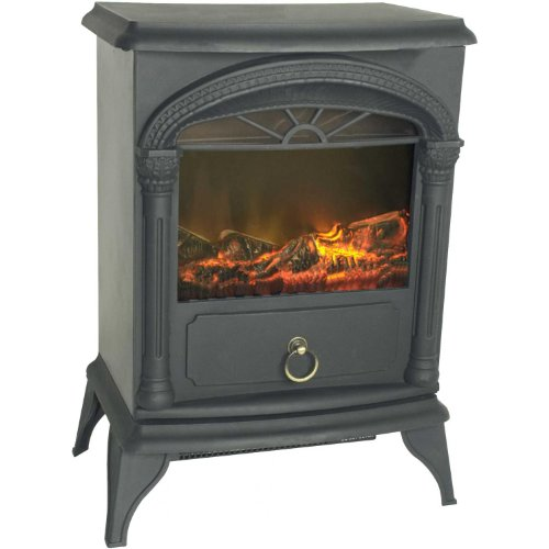 Fire Sense Vernon 1350 Watt Electric Stove Fireplace picture B00B4S2T38.jpg