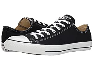 Converse Unisex Chuck Taylor All Star Ox Basketball Shoe (15 D(M) US Men, Black)