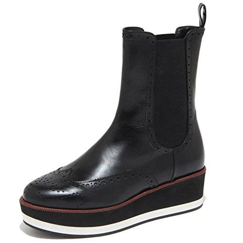 4550N tronchetto PALOMITAS stivaletti donna boots woman nero [36]