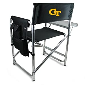 Georgia Tech Yellowjackets Sports Chair from Picnic Time