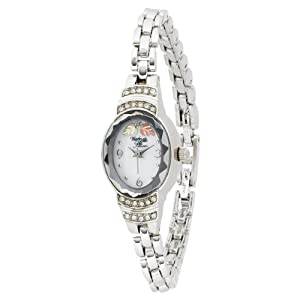 Elgin Women's BHGL11 Black Hills Gold and Silver-Tone Bracelet Watch