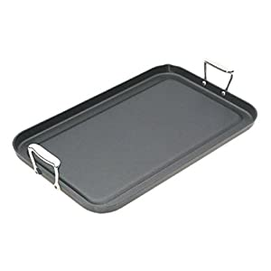 All-Clad Hard Anodized Non Stick Grande Griddle from Groupe SEB USA