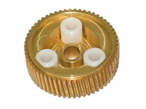 Corvette Headlight Motor Bronze Gear