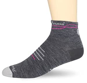 Pearl Izumi Women's Elite Wool Sock - Shadow Grey, Small