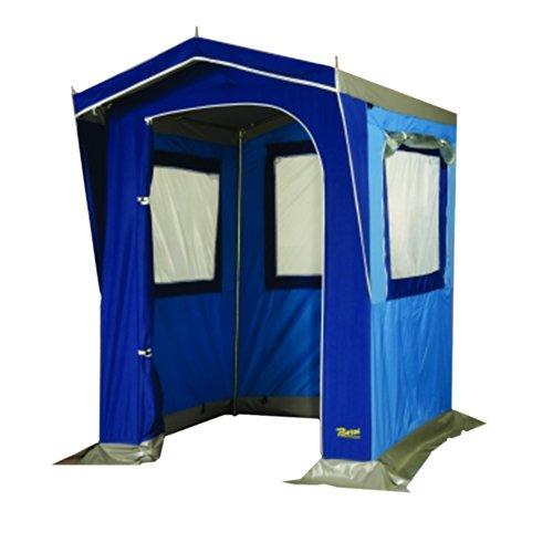 Bertoni tenda da campeggio 150x150cm veranda cucinotto 3 finestre camper PIC120