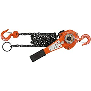 Ton Chain Hoist Chain Come Along Chain Puller 20 Foot Lift
