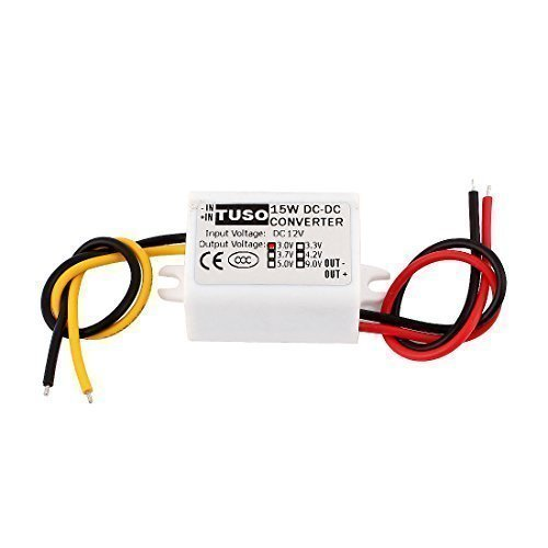 DC/DC 12 V Step Down to 3 V, 5A imperméable-Adaptateur alimentation