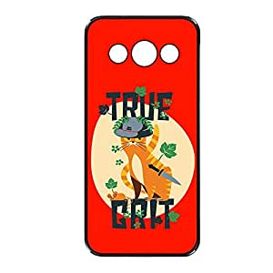 Vibhar printed case back cover for Samsung Galaxy Grand Quattro TrueGrit