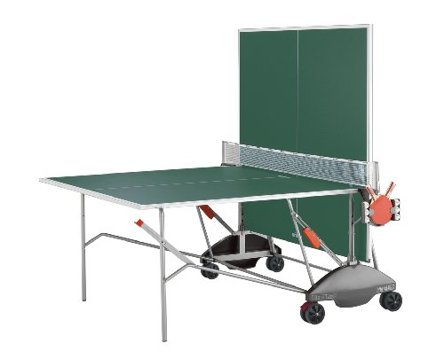 Kettler match 5 0 indoor outdoor table tennis table green - Table ping pong kettler outdoor ...