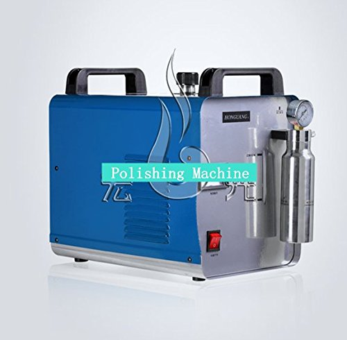 GOWE Oxygen Hydrogen Water Welder Flame Polisher Polishing Machine95L 260ml rechargeable rich hydrogen water generator electrolysis energy hydrogen rich antioxidant orp h2 water ionizer glass bottle