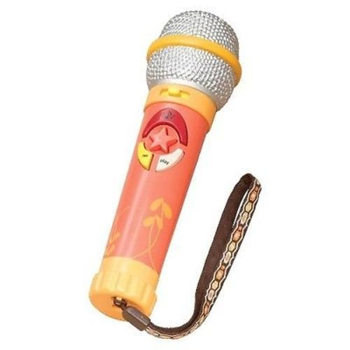 Okideoke Microphone - Papaya