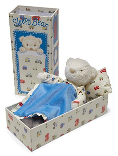 "Jellycat® Sleepy Bear - 9"" front-588657"