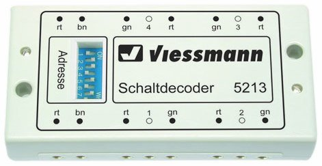 5213 - Motorola-Schaltdecoder