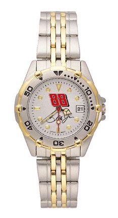 Nascar No.88 Dale Jr. Ladies All Star Bracelet Watch with Team Logo Dial at Amazon.com