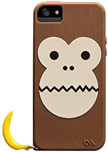 Case Mate Bubbles Creatures Cases for Apple iPhone 5 - Brown