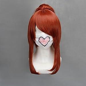 Makoto Kino/Sailor Jupiter Cosplay Wig