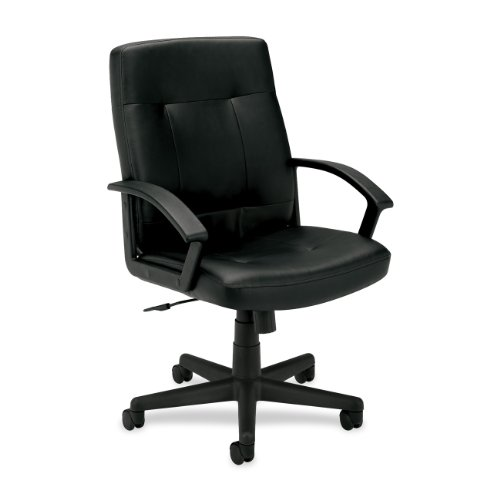 HON VL602 Managerial Mid-Back Chair for Office or Computer Desk
