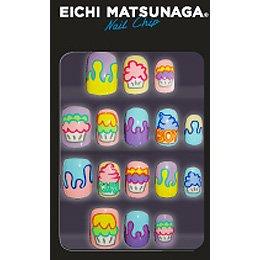 ウイングビート EICHI MATSUNAGA ネイルチップ Nー004