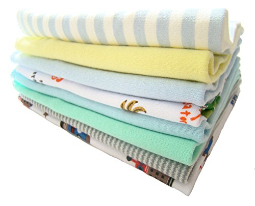 lvge-baby-boys-cotton-cloth-washing-bath-shower-feeding-wipe-towel-pack-of-8