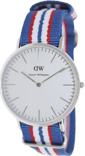 Daniel Wellington - Mens Classic Belfast - Silver