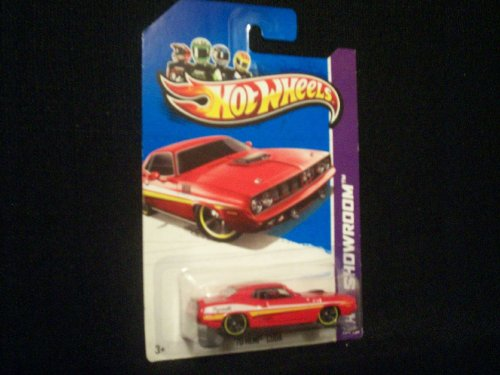 Hot Wheels HW Showroom 2013 '70 Hemi Cuda 234/250