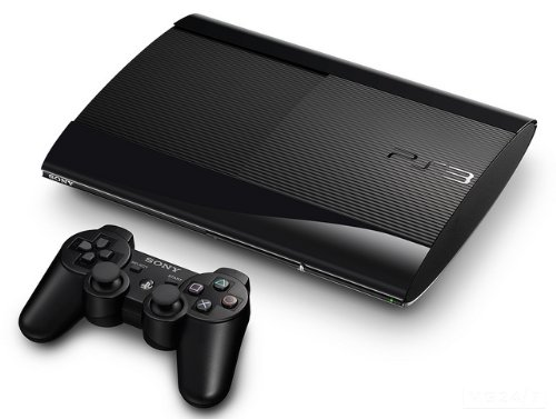 Sony PlayStation 3 Super Slim 500 GB (Certified Refurbished) (Refurbished Wii Console Only compare prices)