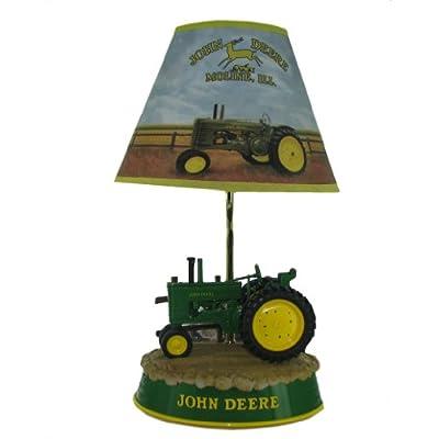 John Deere KNG Tractor Table Desk Lamp
