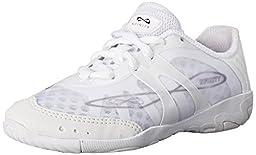 Nfinity Vengeance Cheer Shoe (Pair), White, Youth 2