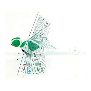 WowWee Robotic DragonFly - Green (49 MHz)