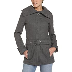 Roxy Junior's Lovely Lady Coat