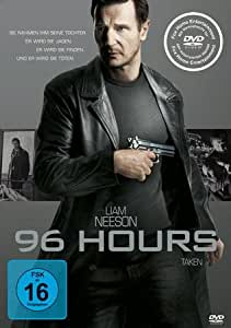 96 Hours - Taken (Steelbook)
