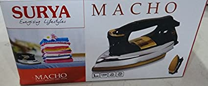 Surya-Macho-1000W-Dry-Iron